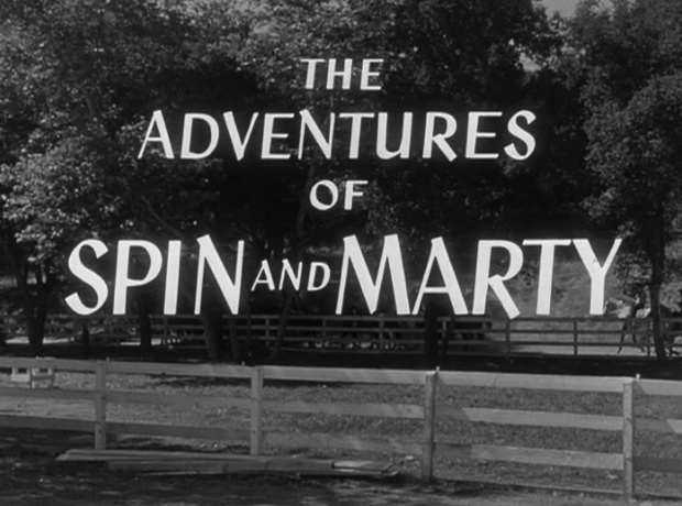 Spin and Marty: The Movie movie